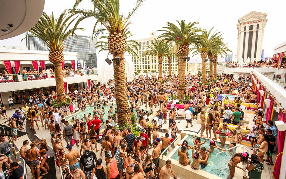 Dayclubs Pool Parties London 2 Vegas Vip
